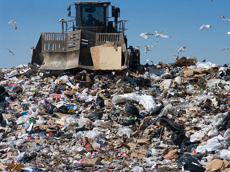 固體廢物檢測