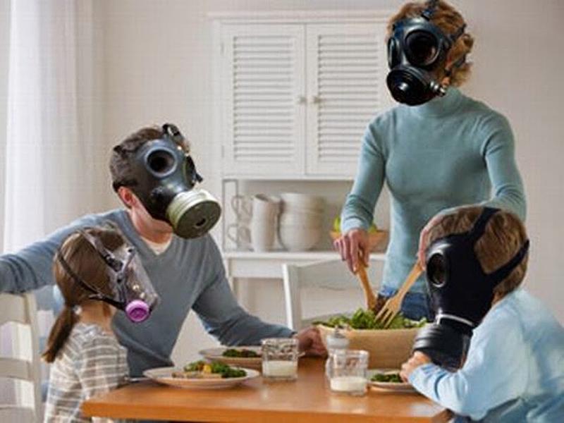 室內空氣檢測